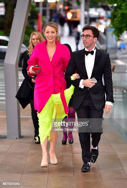 Blake Lively arrives to the American Ballet Theatre Spring 2017 Gala at The Metropolitan Opera House on May 22 2017 in New York City