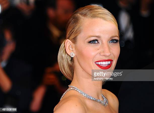 Blake Lively attends 'Captives' Premiere at the 67th Annual Cannes Film Festival on May 16 2014 in Cannes France