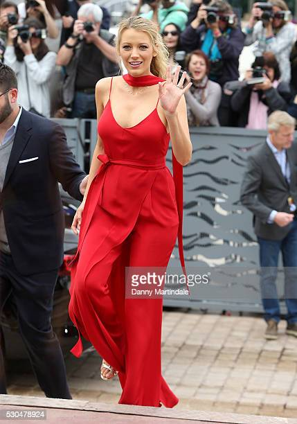 Blake Lively attends day 1 of The 69th Annual Cannes Film Festival on May 11 2016 in Cannes