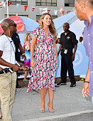 Blake Lively attends Target's Cat Jack launch celebration at Pier 6 at Brooklyn Bridge Park on July 21 2016 in New York City