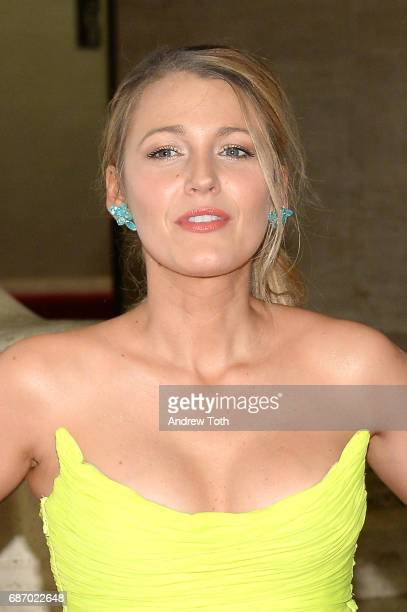 Blake Lively attends the American Ballet Theatre Spring 2017 Gala at The Metropolitan Opera House on May 22 2017 in New York City