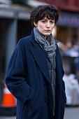 Celebrity Sightings in New York City - January 13, 2018