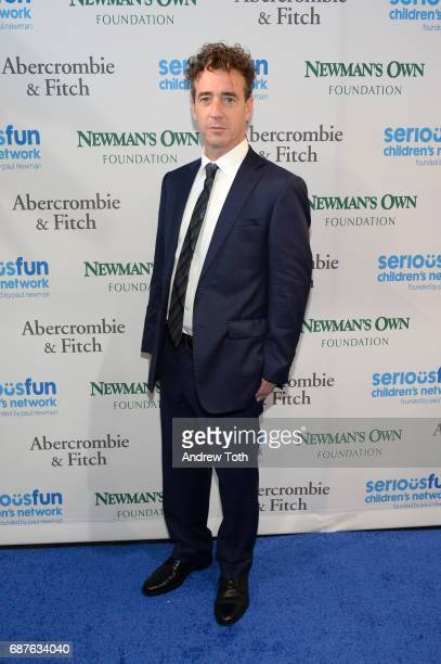 Blake Maher attends the 2017 SeriousFun Children's Network Gala at Pier Sixty at Chelsea Piers on May 23 2017 in New York City