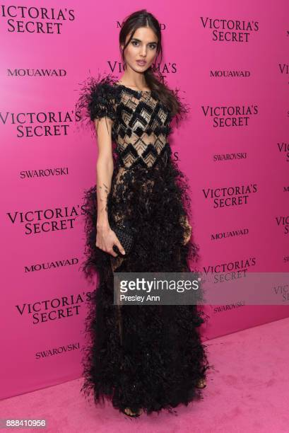 Blanca Padilla attends 2017 Victoria's Secret Fashion Show In Shanghai After Party at MercedesBenz Arena on November 20 2017 in Shanghai China