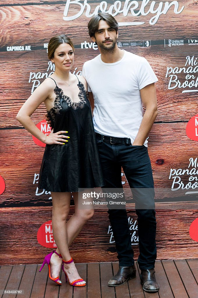 <a gi-track='captionPersonalityLinkClicked' href=/galleries/search?phrase=Blanca+Suarez&family=editorial&specificpeople=4708287 ng-click='$event.stopPropagation()'>Blanca Suarez</a> and Aitor Luna attend 'Mi Panaderia en Brooklyn' at Hospes Hotel on June 28, 2016 in Madrid, Spain.