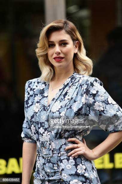 Blanca Suarez attends 'El Bar' photocall at El Palentino on March 22 2017 in Madrid Spain