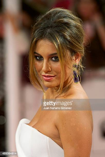 Blanca Suarez attends 'Mi Gran Noche' premiere during 63rd San Sebastian Film Festival on September 20 2015 in San Sebastian Spain