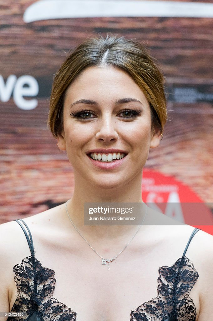 <a gi-track='captionPersonalityLinkClicked' href=/galleries/search?phrase=Blanca+Suarez&family=editorial&specificpeople=4708287 ng-click='$event.stopPropagation()'>Blanca Suarez</a> attends 'Mi Panaderia en Brooklyn' at Hospes Hotel on June 28, 2016 in Madrid, Spain.