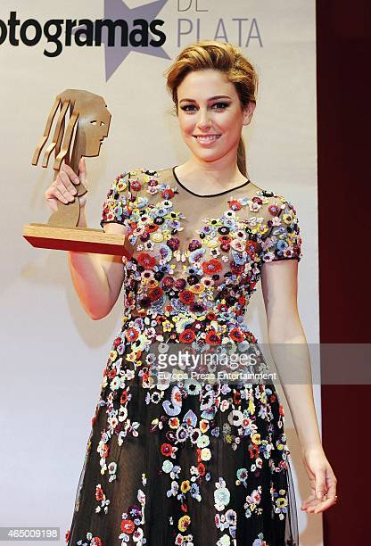 Blanca Suarez attends the 'Fotogramas Awards' 2015 on March 2 2015 in Madrid Spain