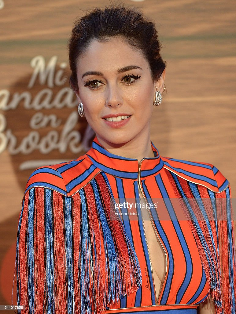 <a gi-track='captionPersonalityLinkClicked' href=/galleries/search?phrase=Blanca+Suarez&family=editorial&specificpeople=4708287 ng-click='$event.stopPropagation()'>Blanca Suarez</a> attends the 'Mi Panaderia de Brooklyn' premiere at Capitol cinema on June 30, 2016 in Madrid, Spain.
