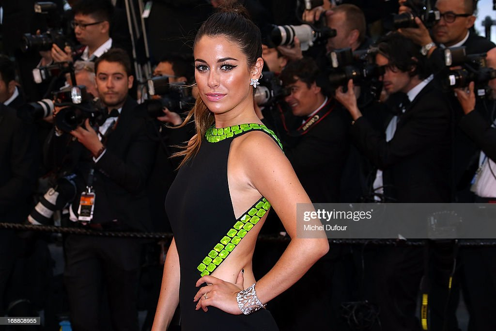 Blanca Suarez attends the Opening Ceremony and 'The Great Gatsby' Premiere during the 66th Annual Cannes Film Festival on May 15, 2013 in Cannes, France.