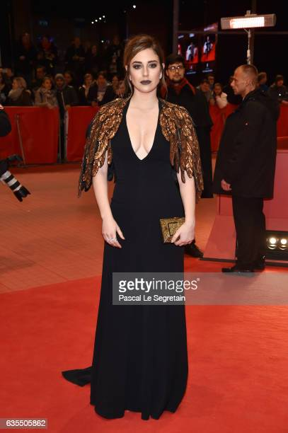 Blanca Suarez attends the 'The Bar' premiere during the 67th Berlinale International Film Festival Berlin at Berlinale Palace on February 15 2017 in...