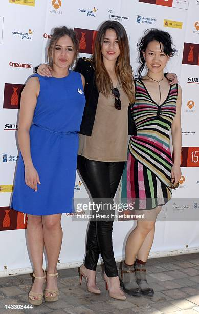 Marina salas stock photos and pictures getty images for Sala hollywood malaga