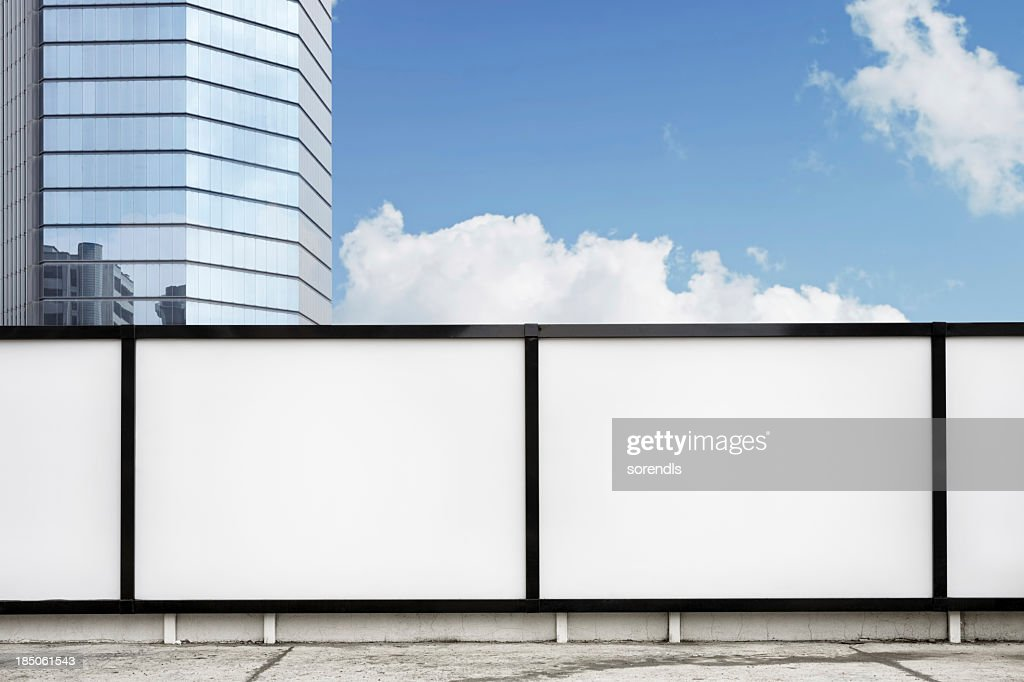 Blank Billboards XXL