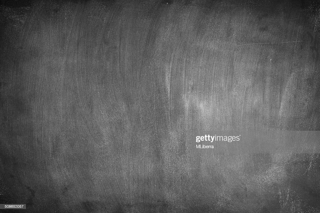 Blank Blackboard. : Stock Photo
