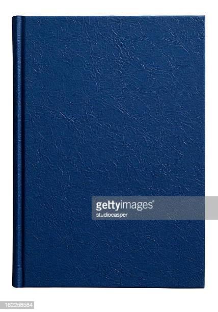 Livro em branco com o Traçado de Recorte