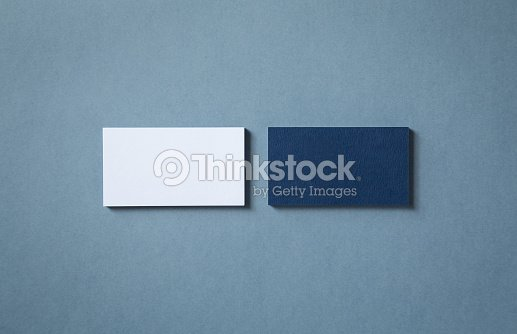 Blank business cards stock photo thinkstock blank business cards stock photo colourmoves