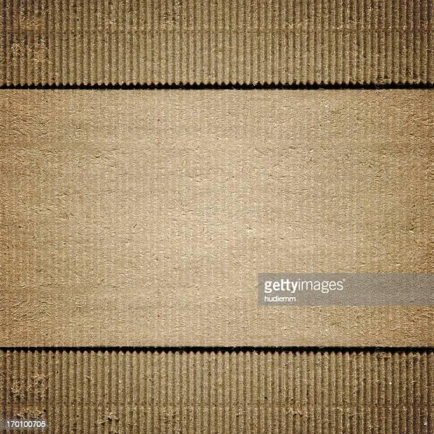 Blank cardboard paper textured background