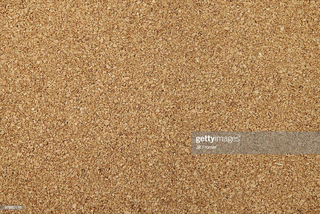 Blank Corkboard Background : Stock Photo
