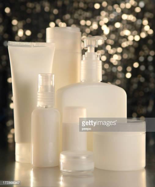 Cosmetici contenitori vuoti