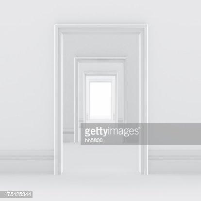 Blank Door