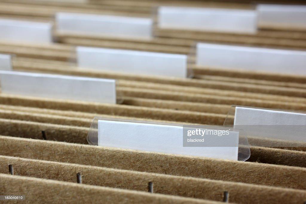 Blank Files