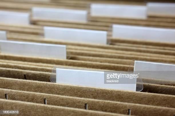 Leere Dateien