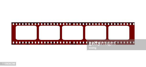 Blank Film Strip for Borders- add photos