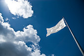 Blang Flag, taken with Nikon D200 3872×2592 pixel Adobe RGB, 300 dpi with clipping path for flag