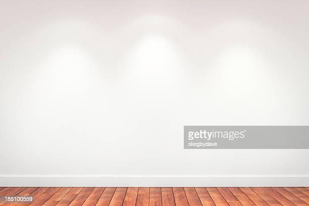 Blank Gallery wall