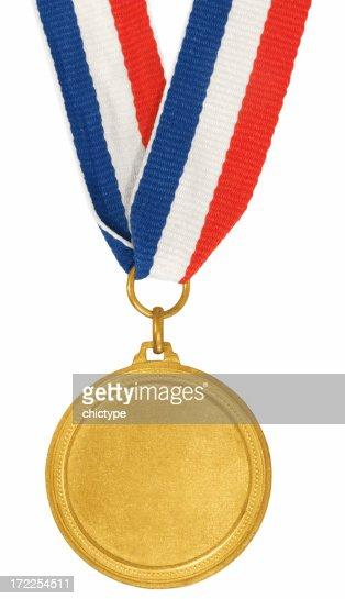 Leere Gold Medal