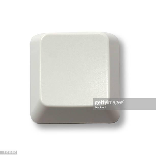 Vazio botão do teclado