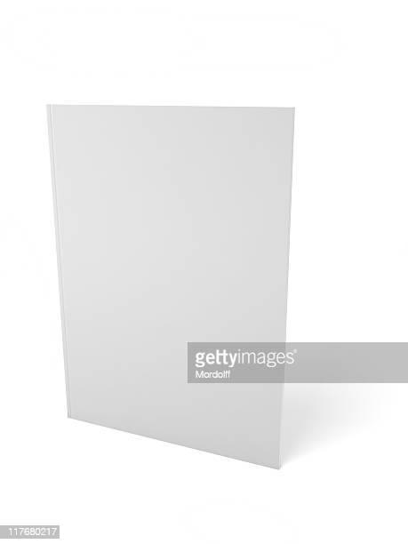 Blank magazin