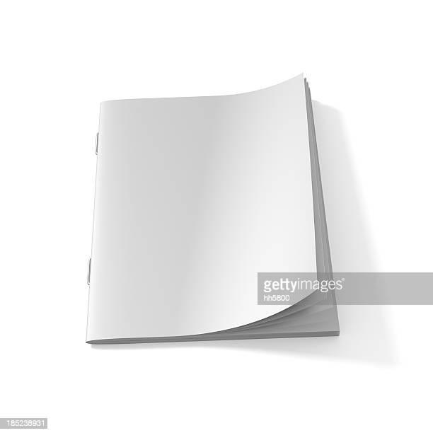 Revista em branco Livro