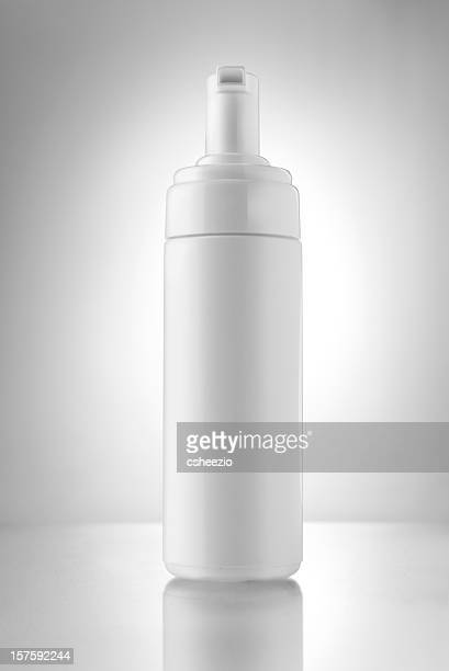 Blank moisturizer bottle