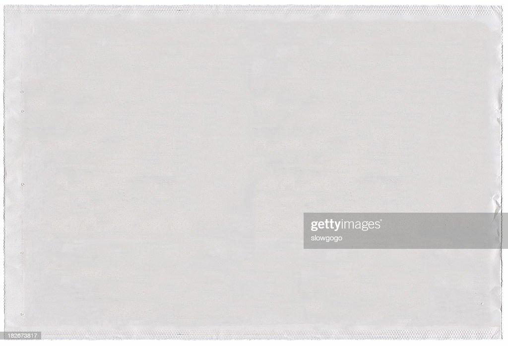 Blank newspaper : Stock Photo