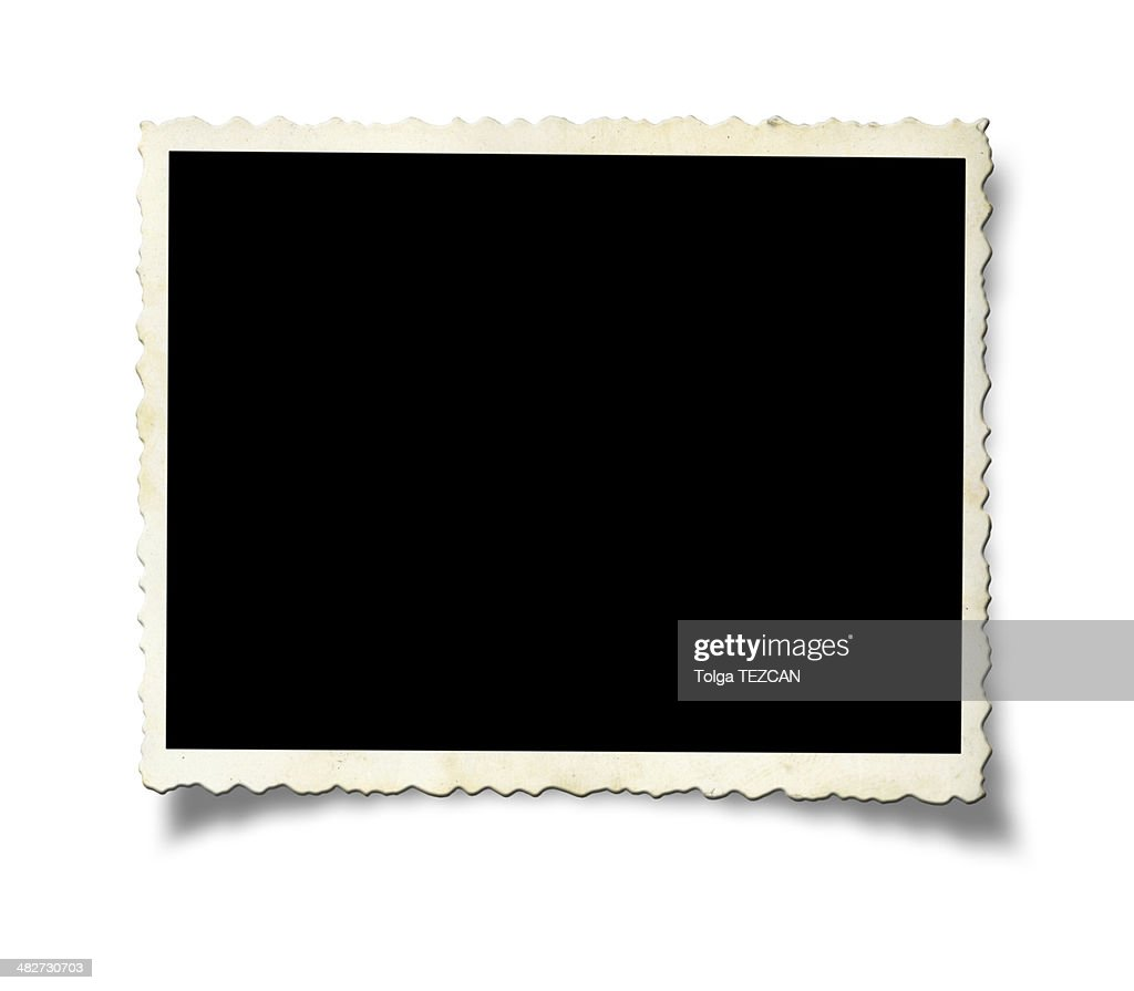 Leere Foto : Stock-Foto
