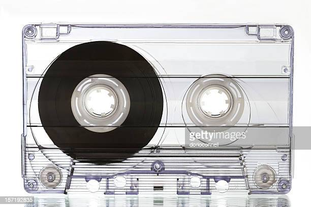 blank old tape