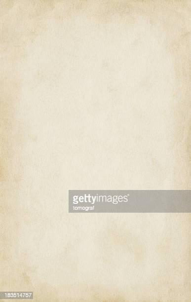 ブランク紙の背景