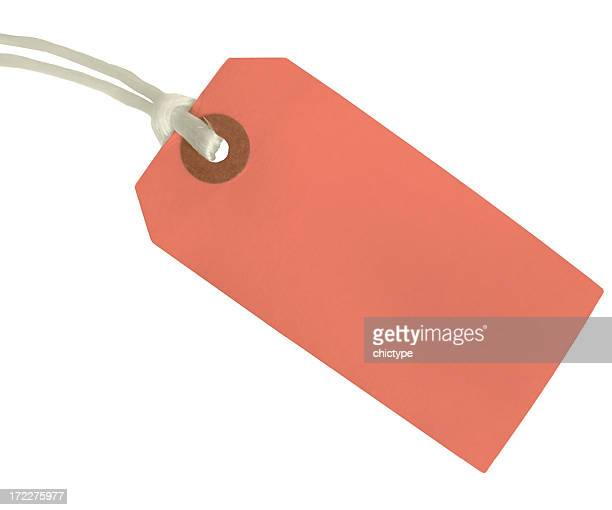Tag vuoto carta