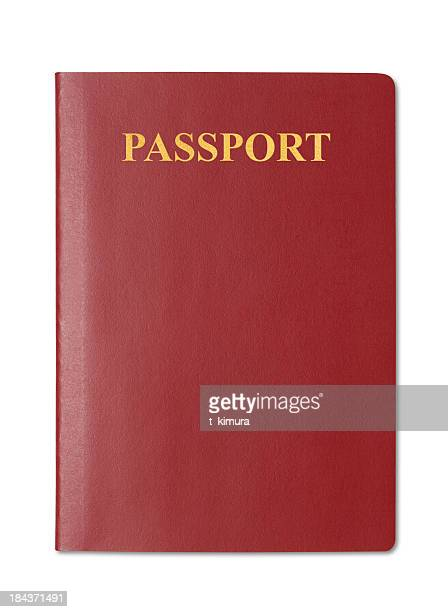 Blank Passport