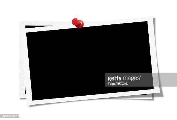 Blank photo Frame