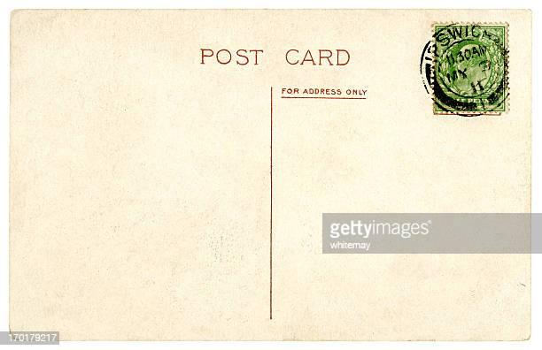 Branco Cartão Postal de Ipswich, 1911