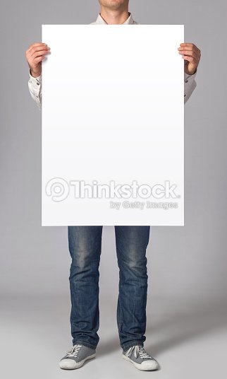 blank poster stock photo thinkstock
