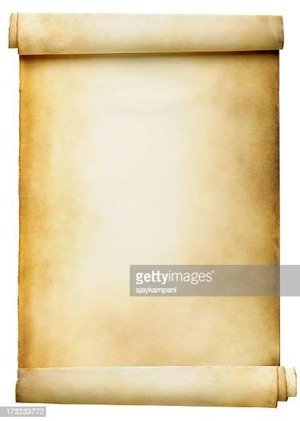 Leere scrollen