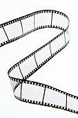blank slide filmstrip