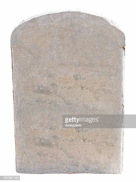 Blank Stone Tablet