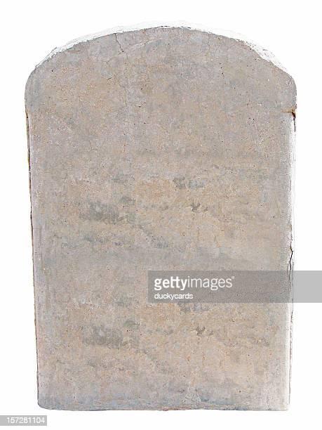 Leere Stone Tablet