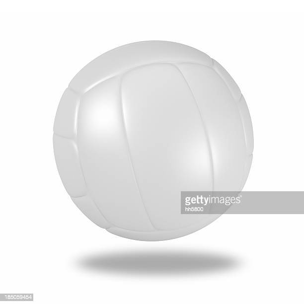 Blank volleyball