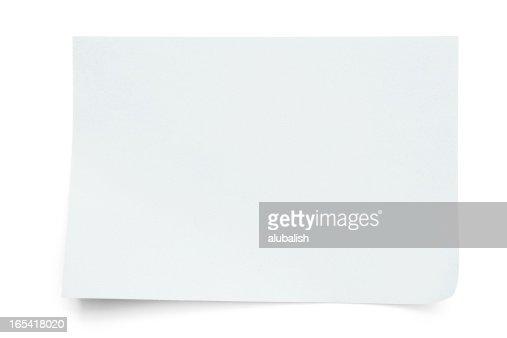 Blank white paper (xxxL 36MP) : Stock-Foto